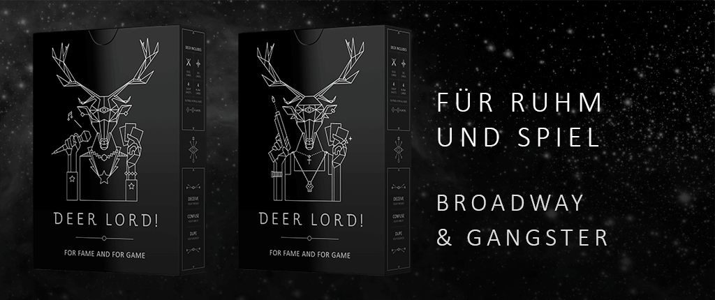 deerlord for fame and for game