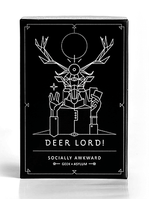 deer lord party card game expansion socially awkward