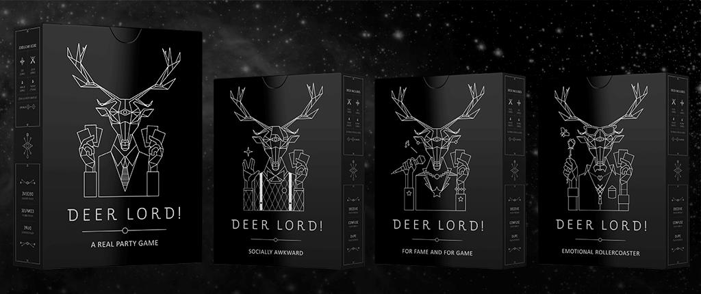 Deer Lord Partyspiel Deer Lord Deutsch