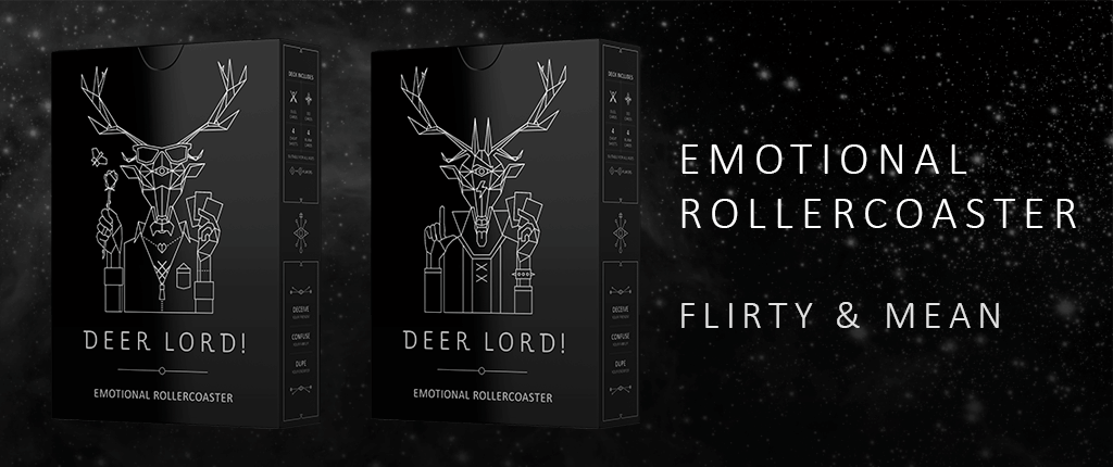 deer lord emotional rollercoaster