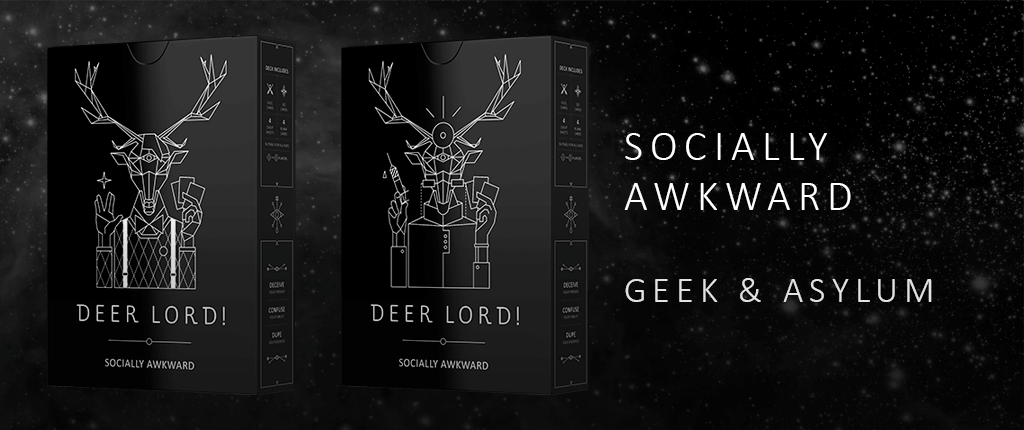 DEER LORD socially awkward
