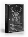 deer lord party card game web shop expansion box design side emotional rollercoaster