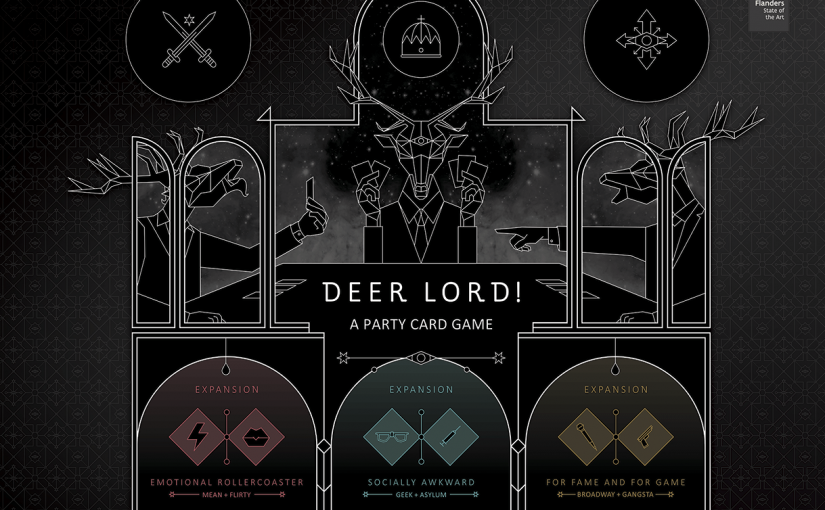 DEER LORD @ Spiel Essen '16 (Internationale Spieltage)