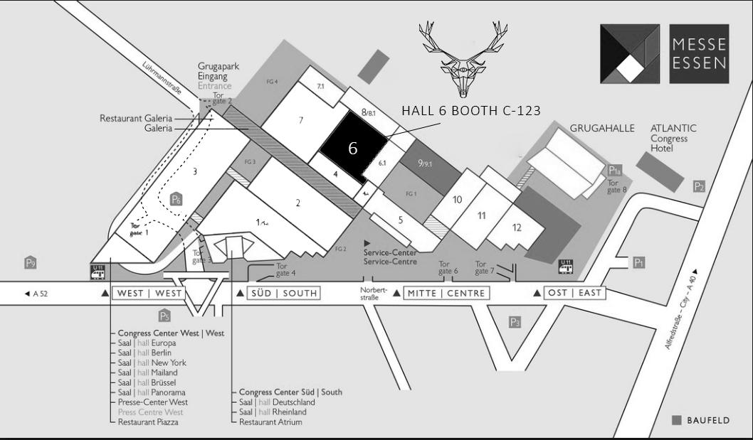 meet deer lord at hall 6 c123