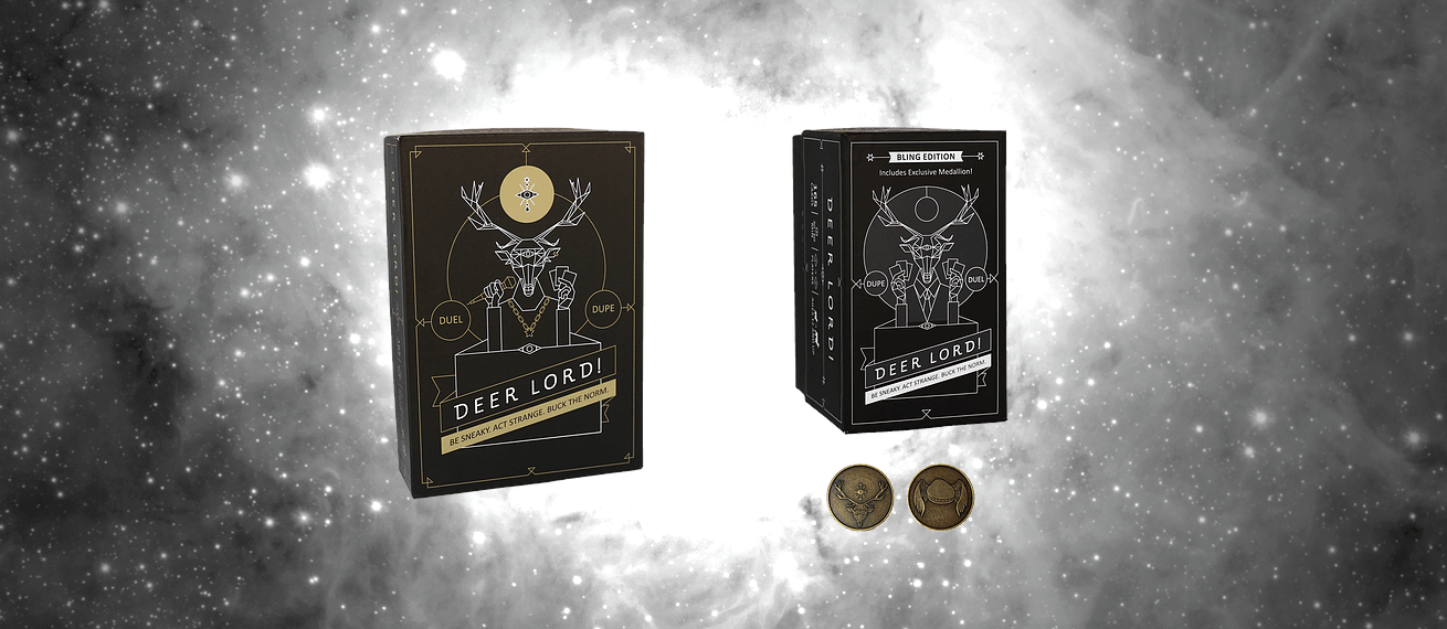 new editions of deer lord bling and big box editions