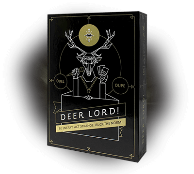 deer lord party retail edition product box target