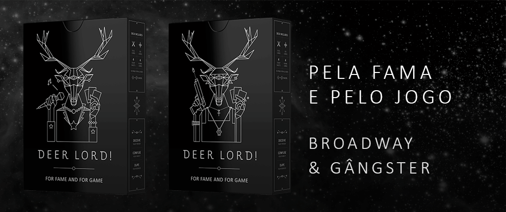 deer lord party card game products expansion pela fama jogo broadway gangster