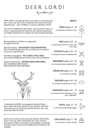 deer lord party card game web shop print play contents