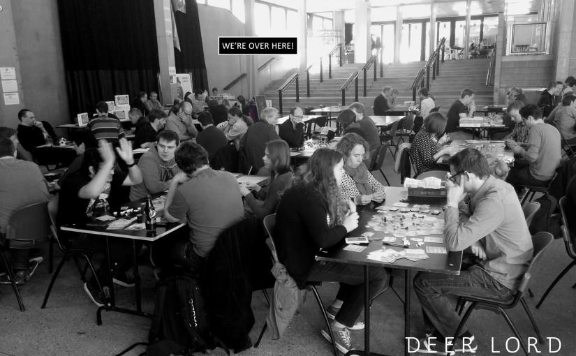 Board Game Tournament @ Lokeren